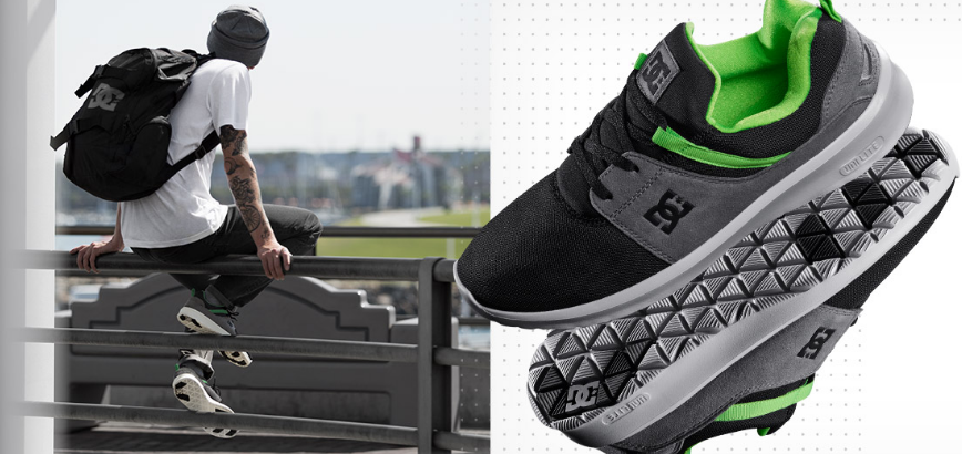 Акции DC Shoes в Яровом